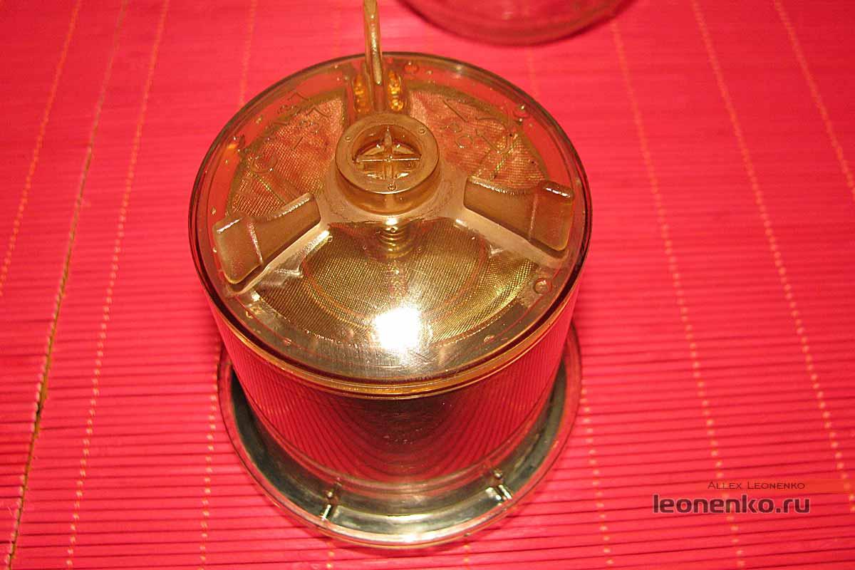 Типод - гунфу чайник - заварочная емкость - клапан на дне емкости