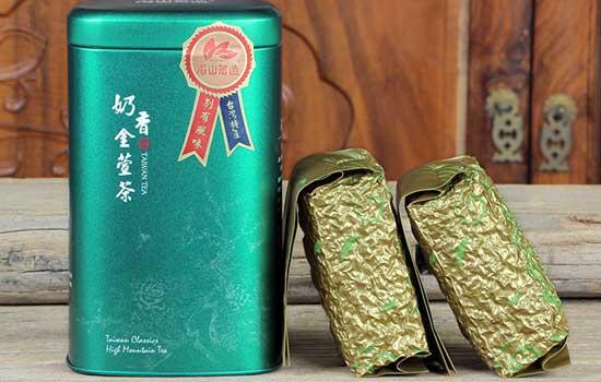 Подлинный Тайваньский улун с молочным ароматом