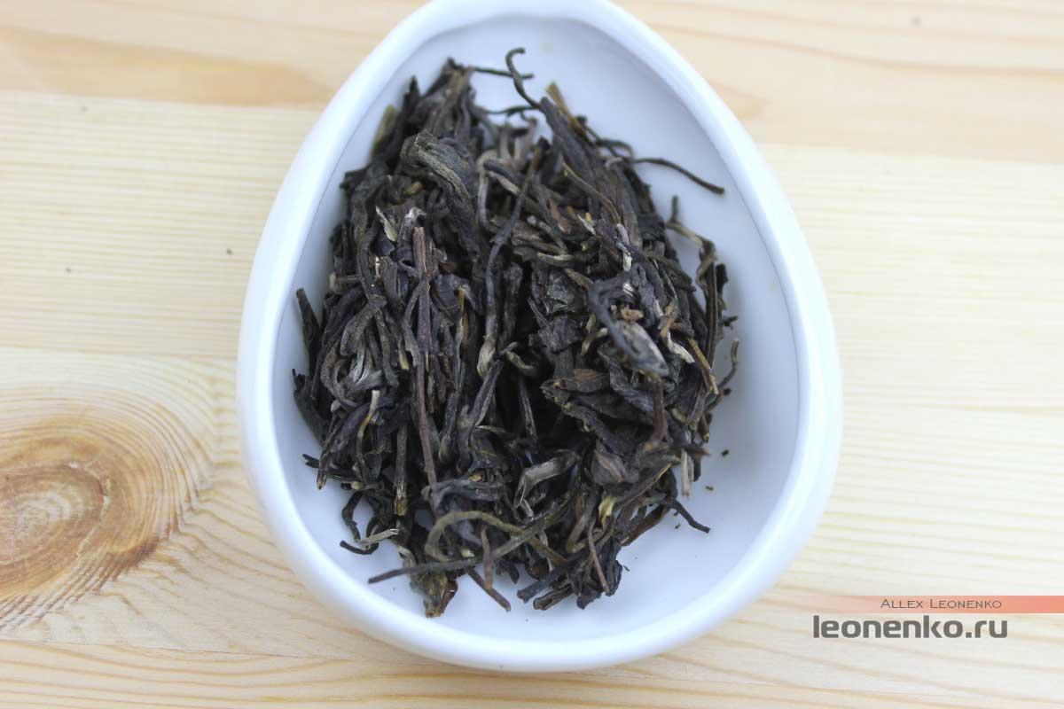 Шен Пуэр Бяньцзин, «Пограничный», чай из лаосского сырья,