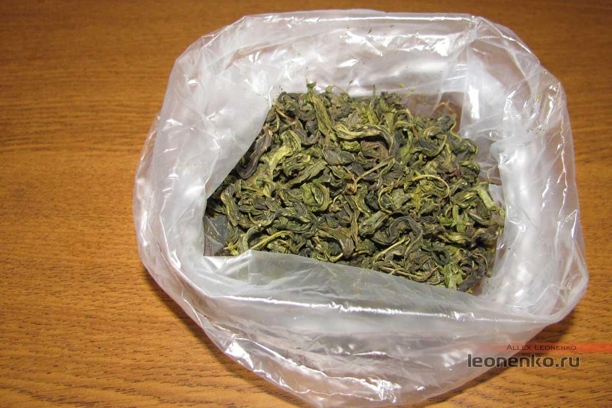 Дин Сян Ча – гвоздичный чай в сухом виде