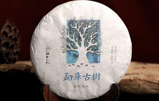 Мэнку Гу Шу шен пуэр от Ботаника