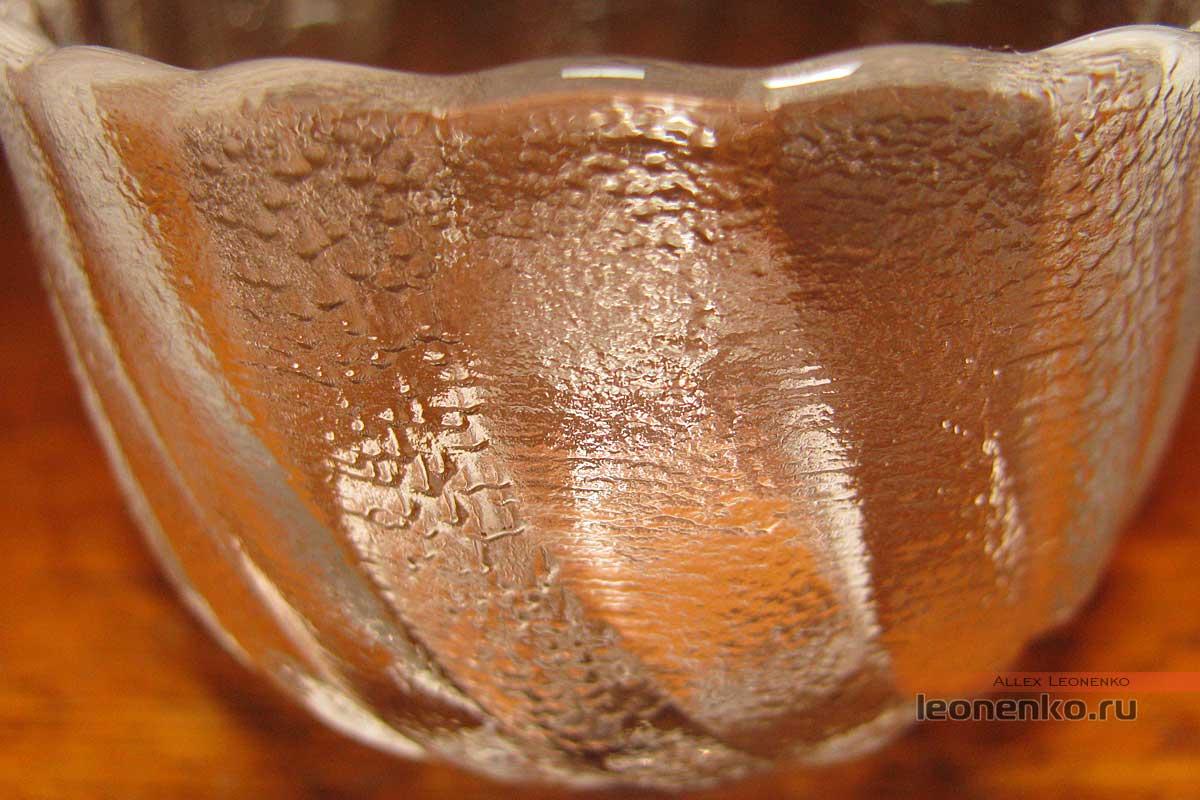 Пиалы для чая из молоткового стекла
