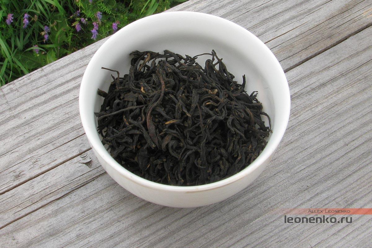 Цзинь Цзюнь Мэй от фабрики Сун Си - чай