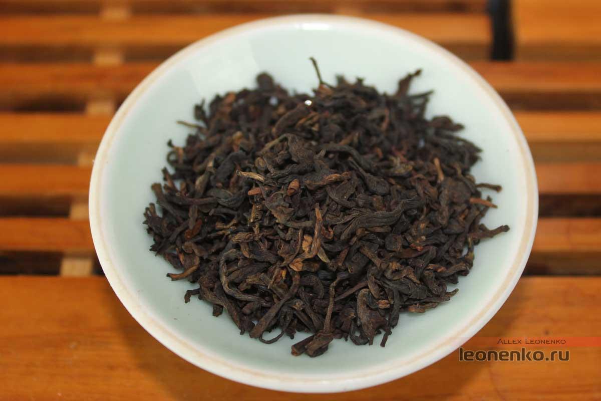 Лао Тун Чжи Пуэр Сань Цзи - Сухой чай
