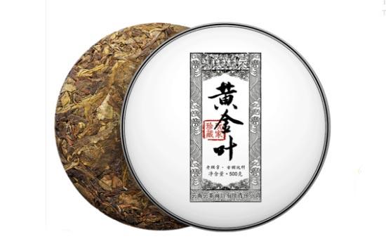 Лао Бань Чжань, Золотой лист, шен пуэр
