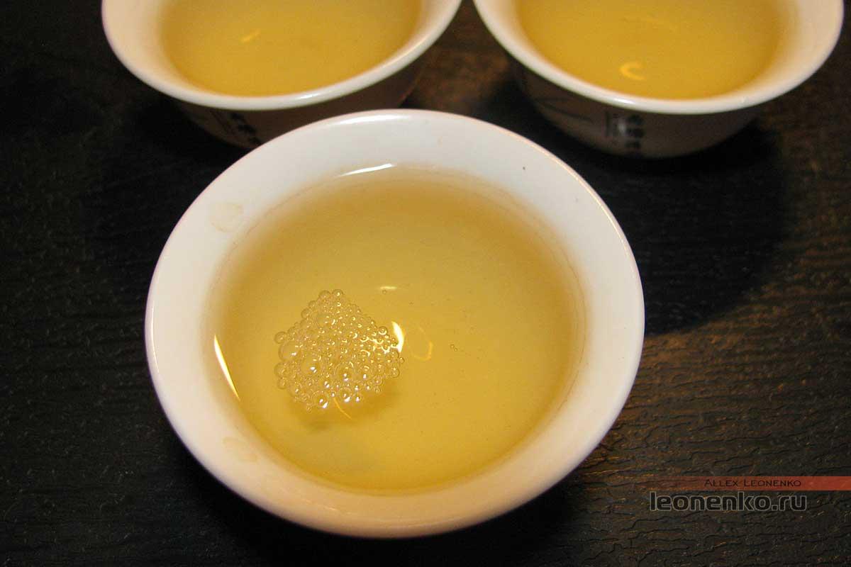 Старый пака пуэр - приготовленный чай
