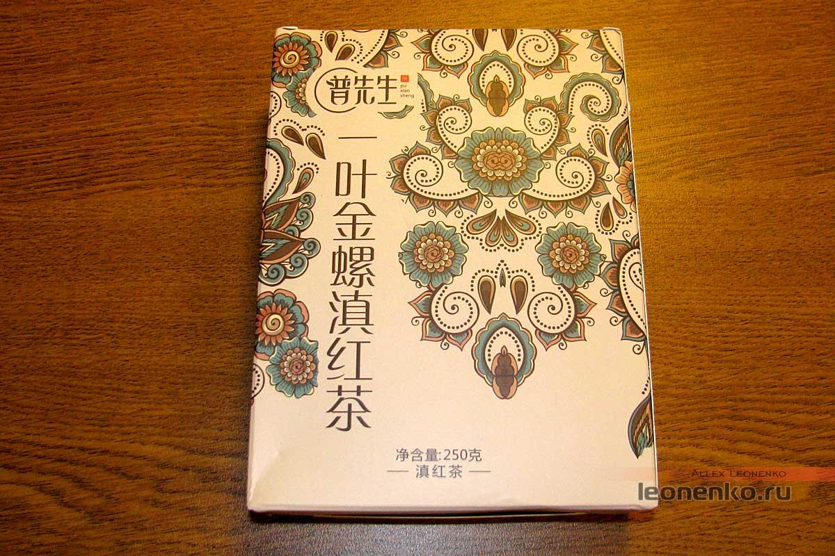 Золотая юньнаньская улитка от Мистера Пу