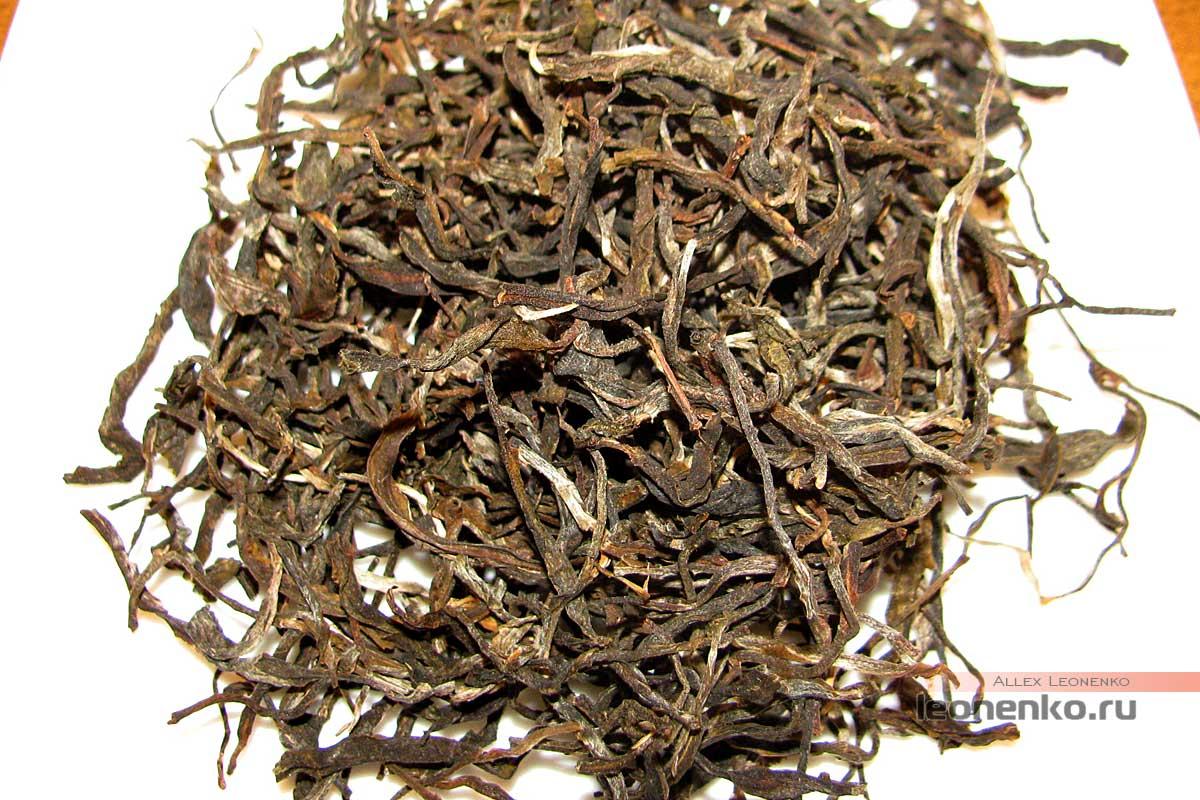 Шен пуэр из магазина Лю Дань - чай