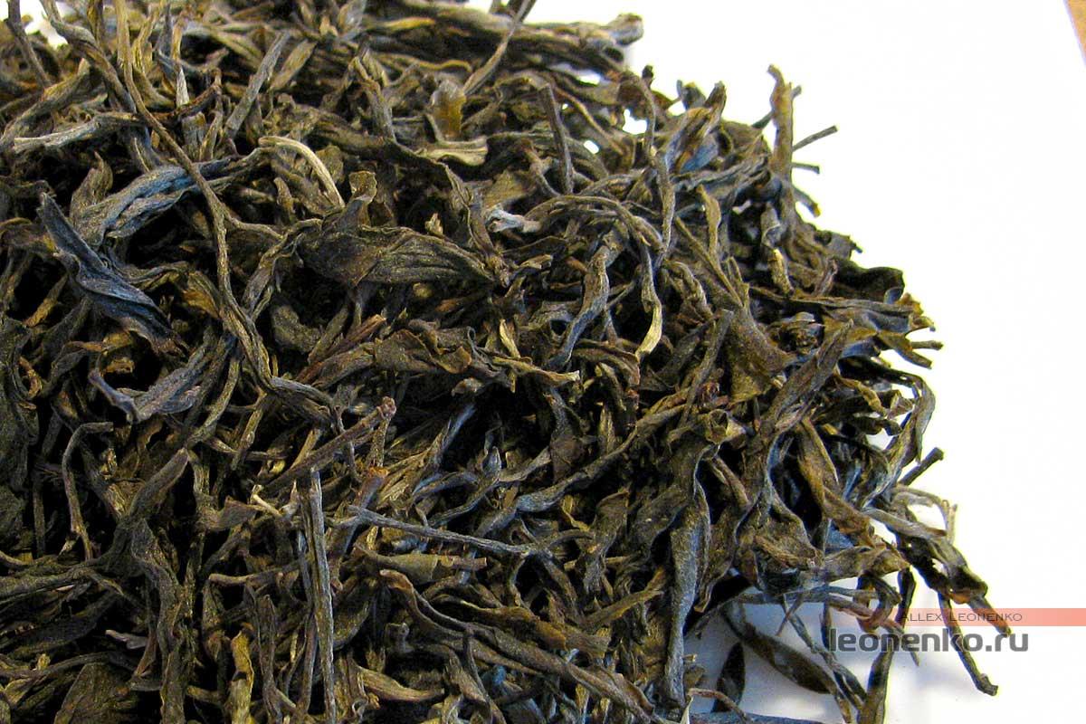 Шен пуэр с древних деревьев Си Бици - чай