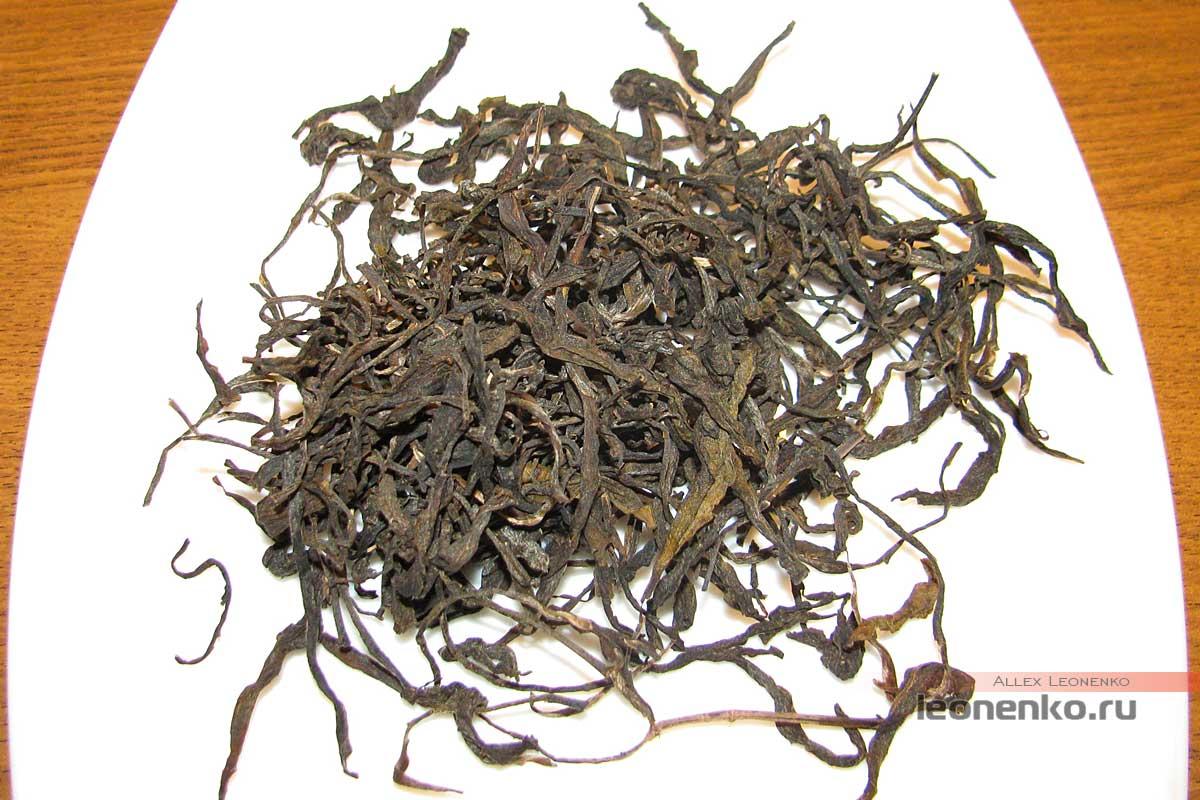 Шен Пуэр И Цанпу (益仓普) - чай