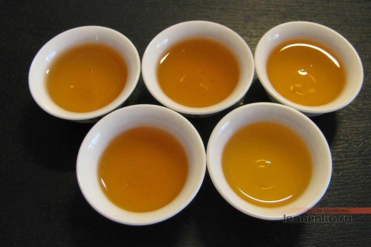 Шен Пуэр И Цанпу (益仓普) - готовый чай