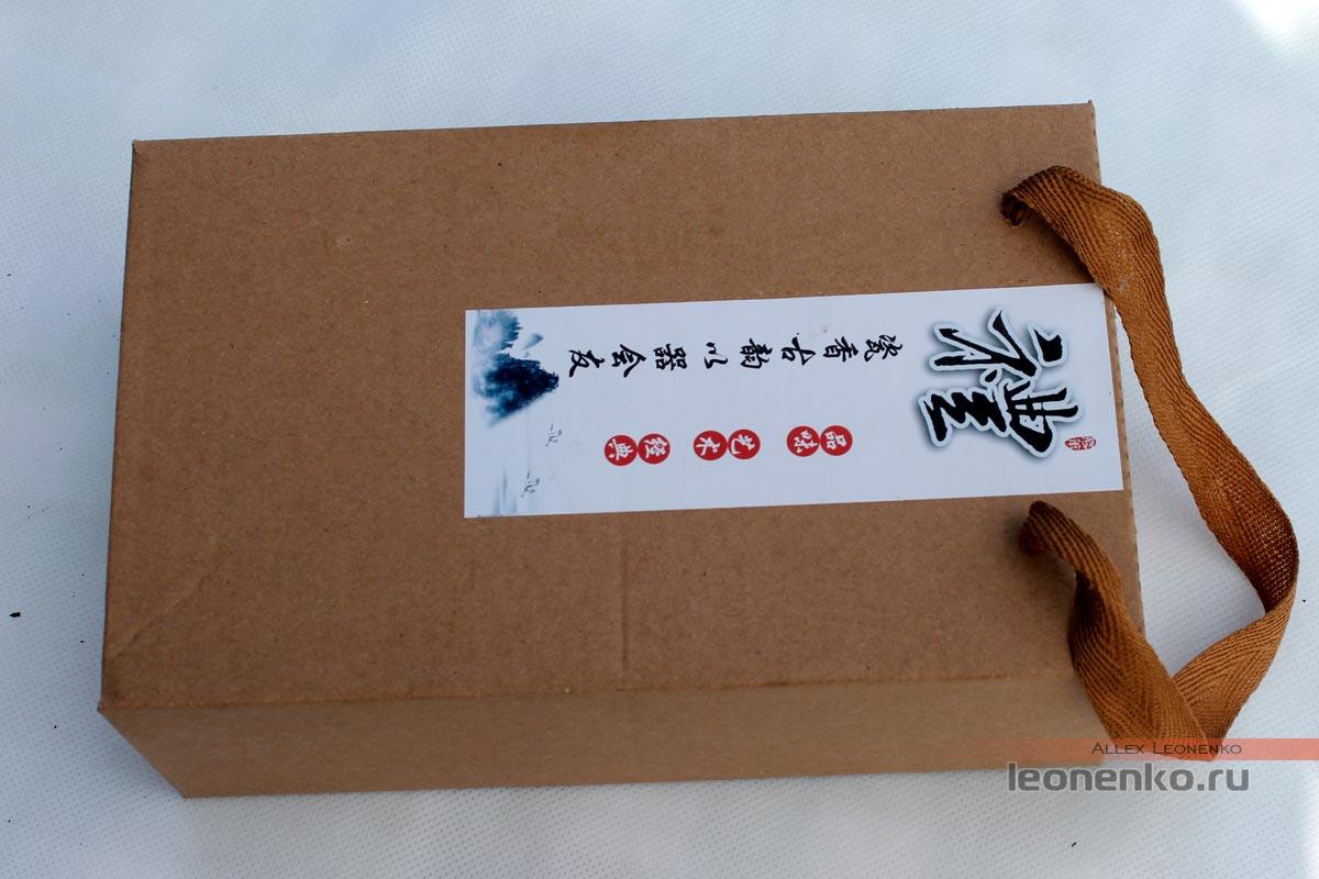 Коробка с набором