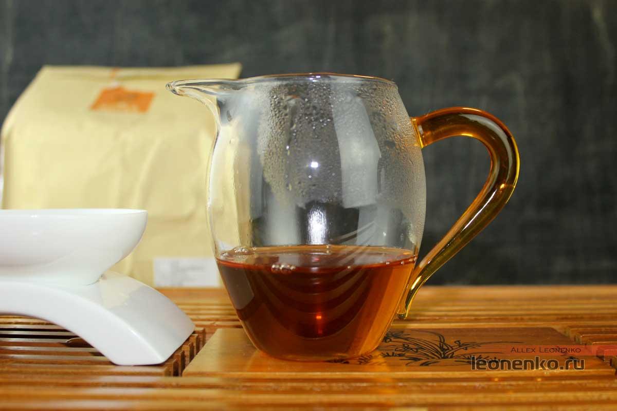 Цвет чайного настоя