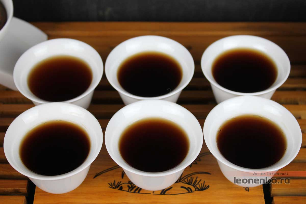 Проливы чая
