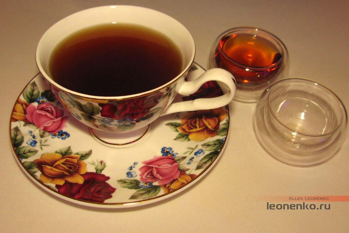 герасимов, изучив картинки чай готов дело, как