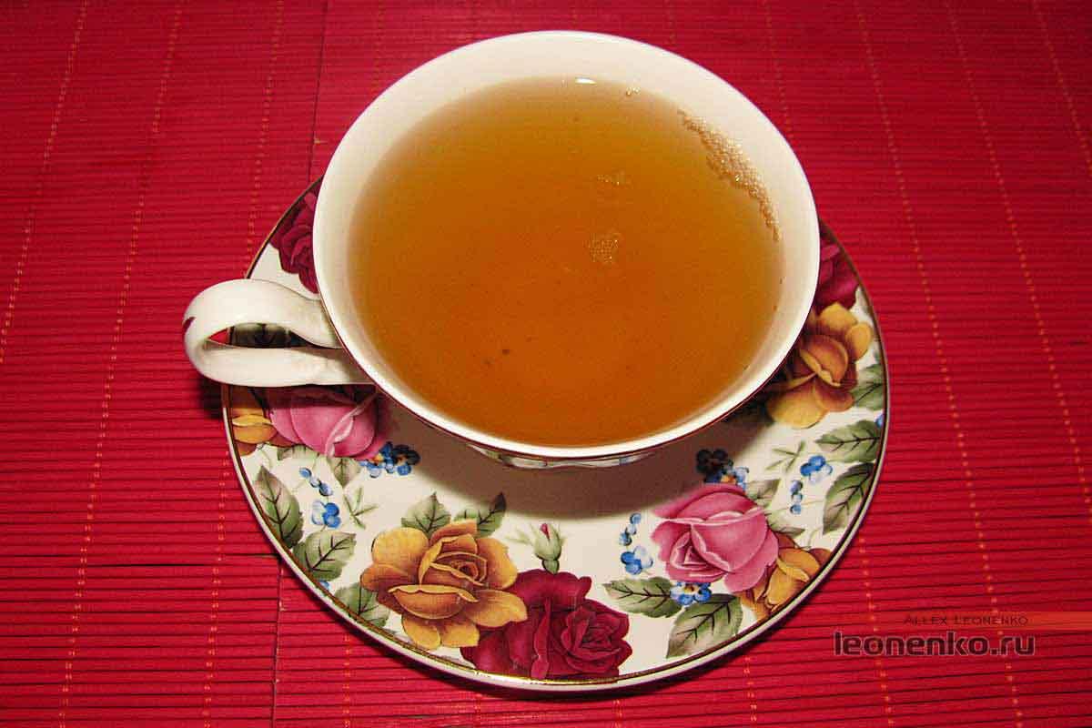 Кто сидел на чайной диете