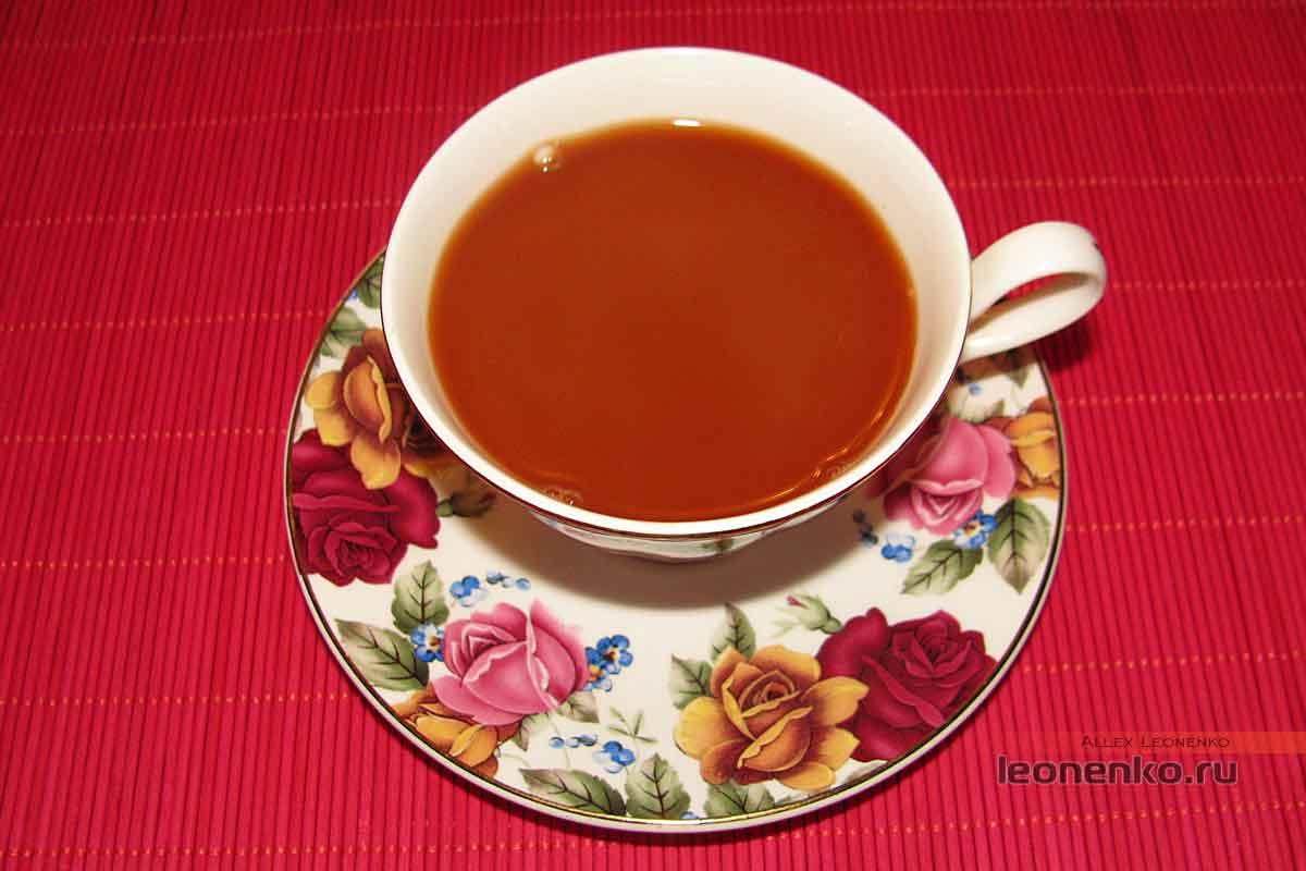 Гао Шань Лао Шу Пуэр с молоком
