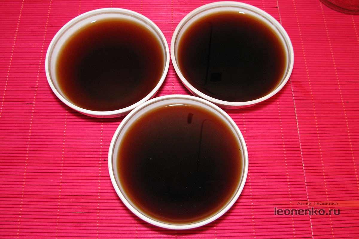 Просто чай, просто Пуэр. Шу Пуэр - приготовленный чай