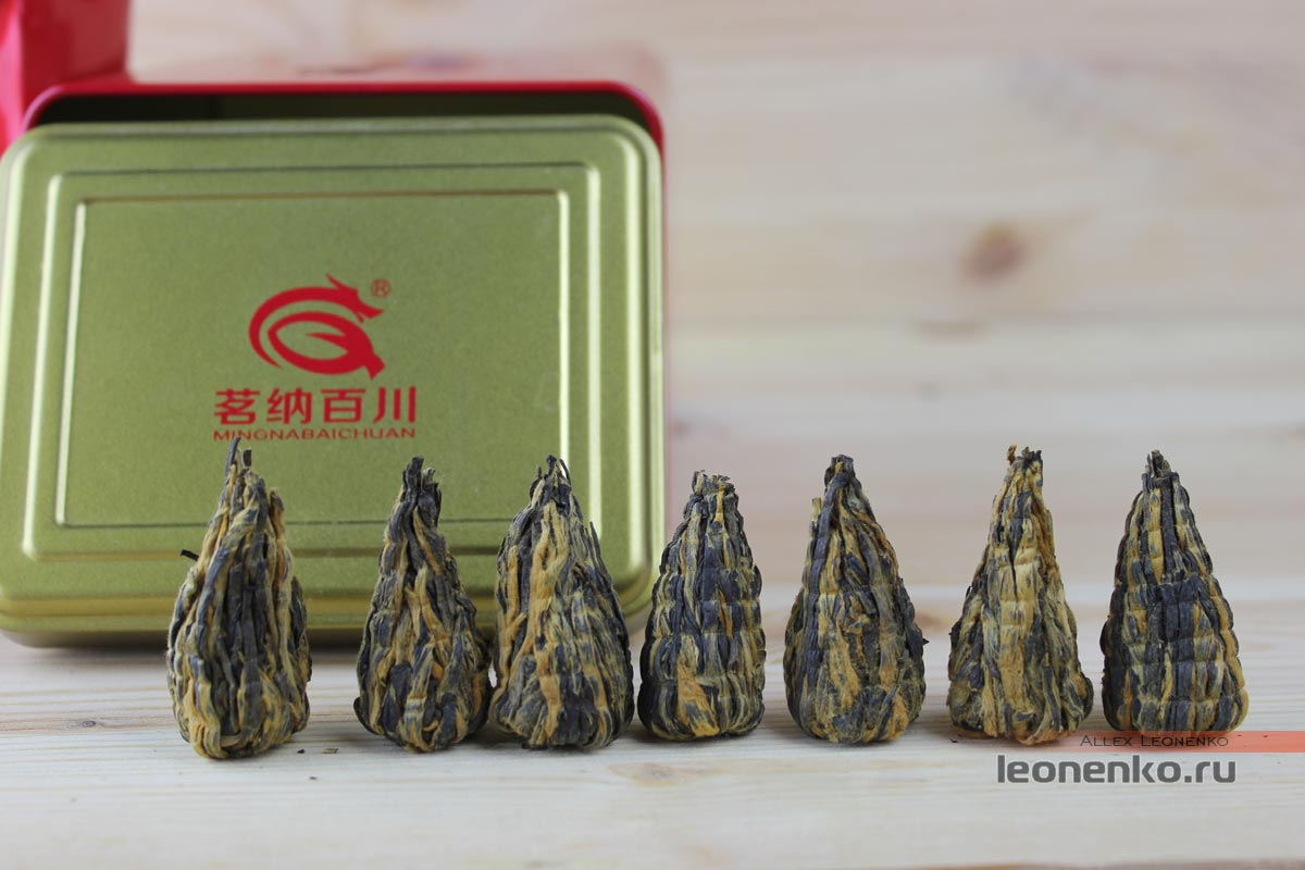 Пагоды Бао Та - Юньнаньский красный чай
