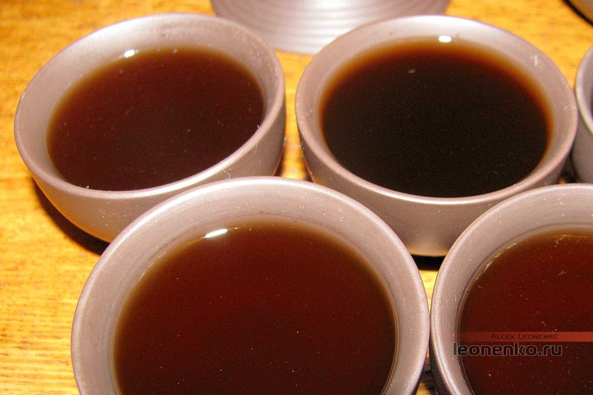 Бао Ян Ся Гуань Шу Пуэр,  - готовый чай