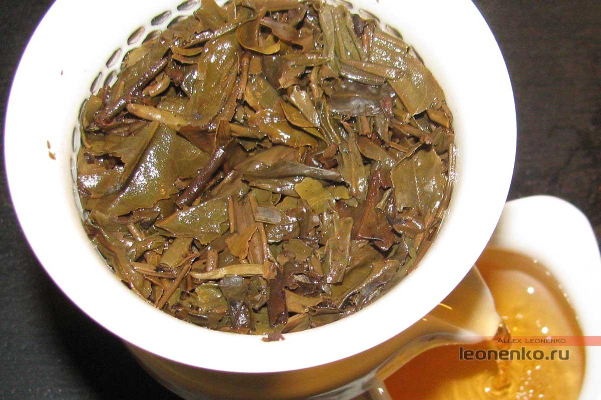 Да И Цзя Цзи Точа «Класс А», чайное дно