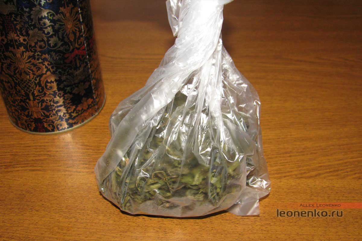 Дин Сян Ча – гвоздичный чай