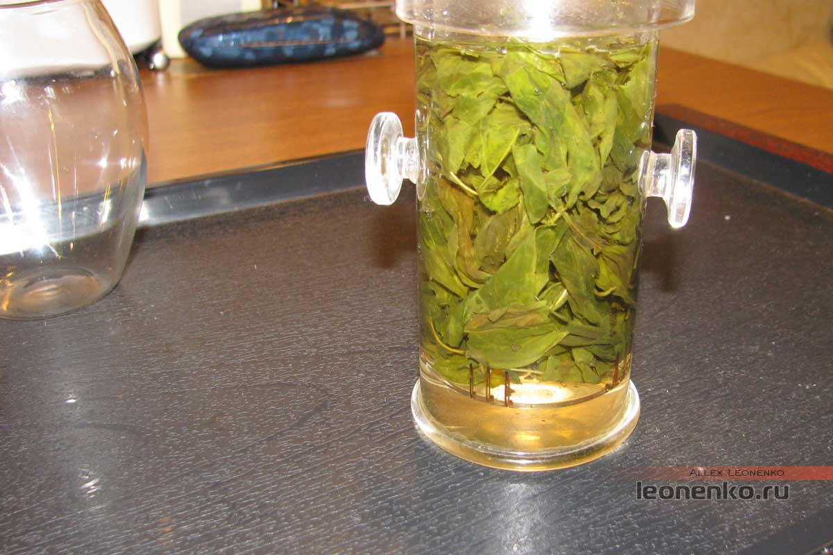 Дин Сян Ча – гвоздичный чай - заваривание