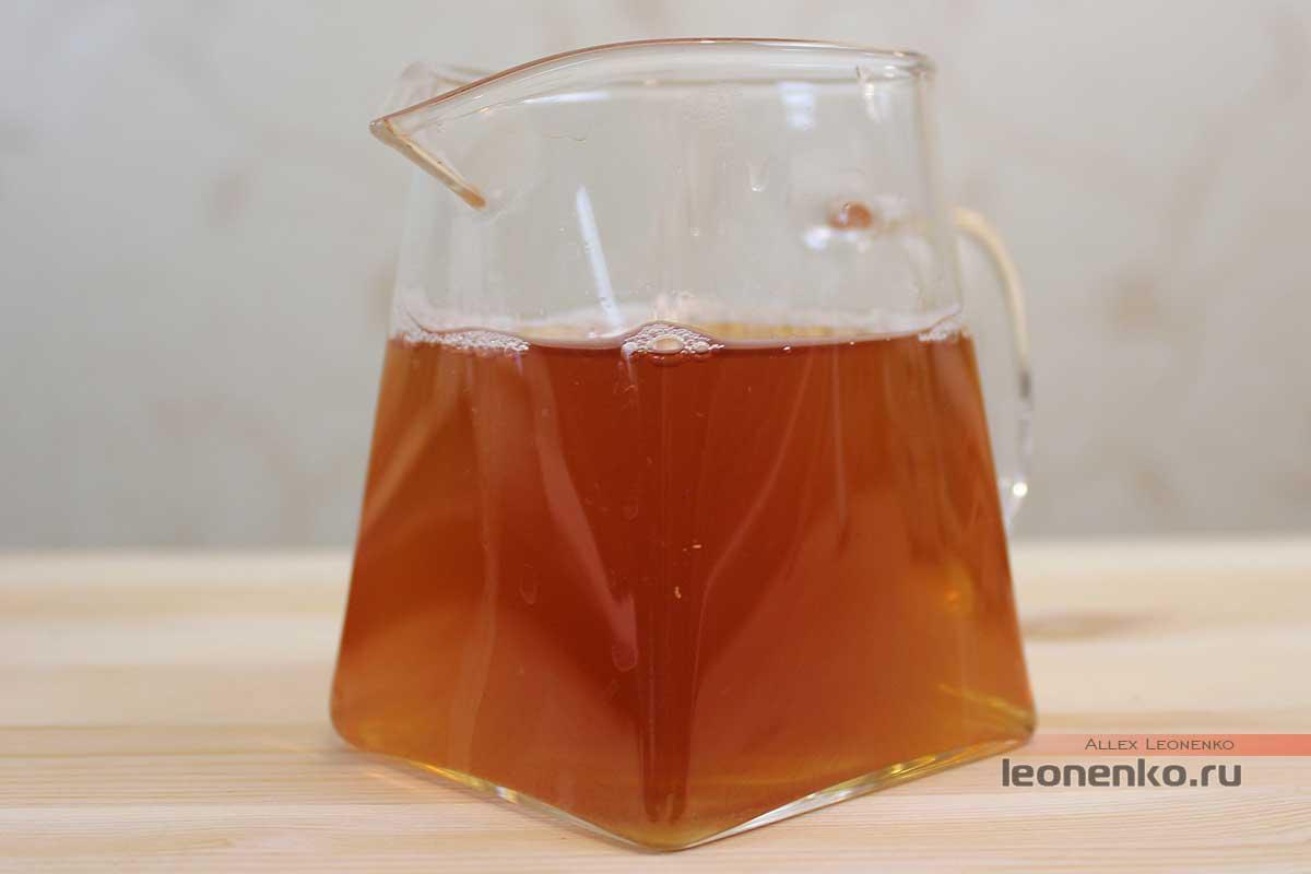 Гу Шу шен пуэр от Ботаника, чайный настой