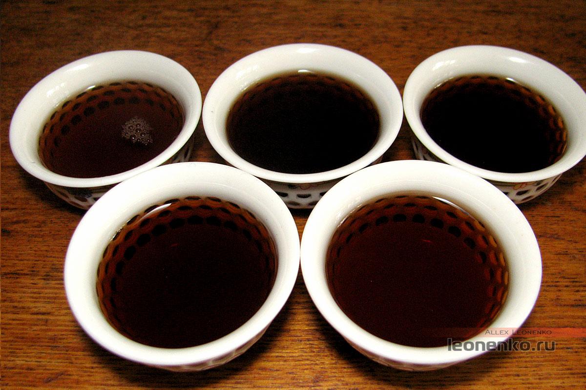 Jishun Юньнань Шу Пуэр готовый чай