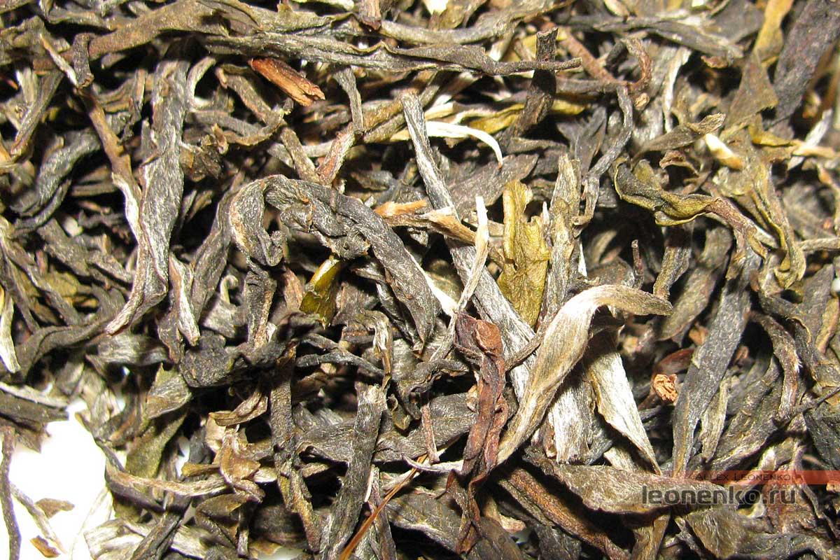 Шен Пуэр Кэбу - сухой чай
