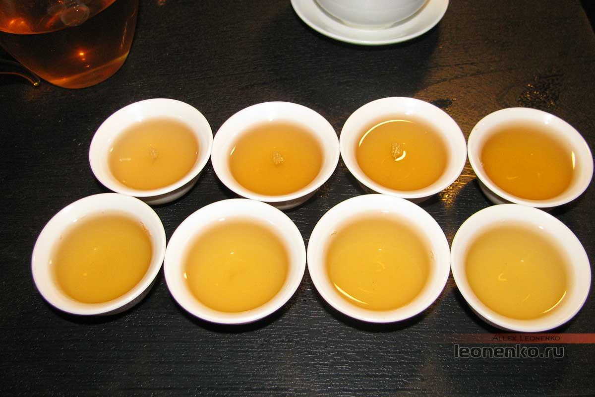 Шен Пуэр Кэбу - чайный настой