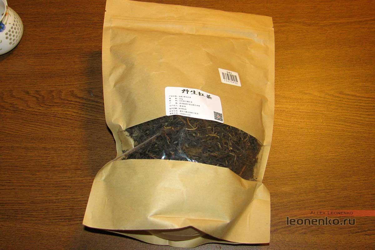 Лаосский шайхун - пакет с чаем