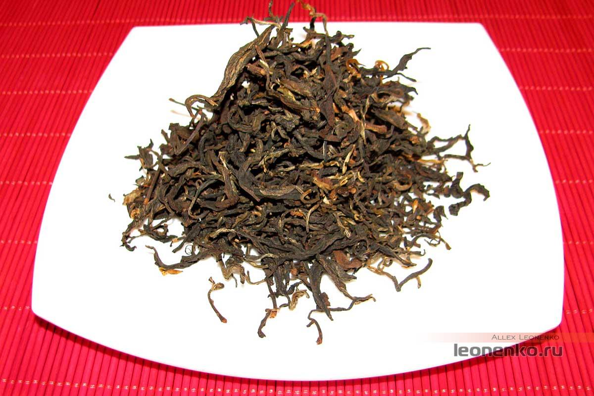 Лаосский шайхун - сухой чай