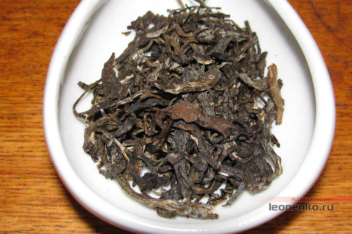 Мэнку Цзи Нянь Ча Хоубин - чай