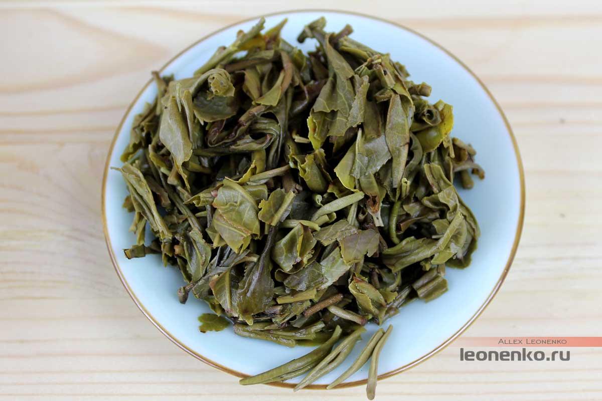 Мэнку Чунь Цзянь «Весенние Пики», чайное дно