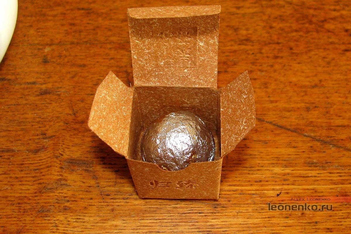 Шен Ся Гуань Dragon Ball из старых деревьев - упаковка
