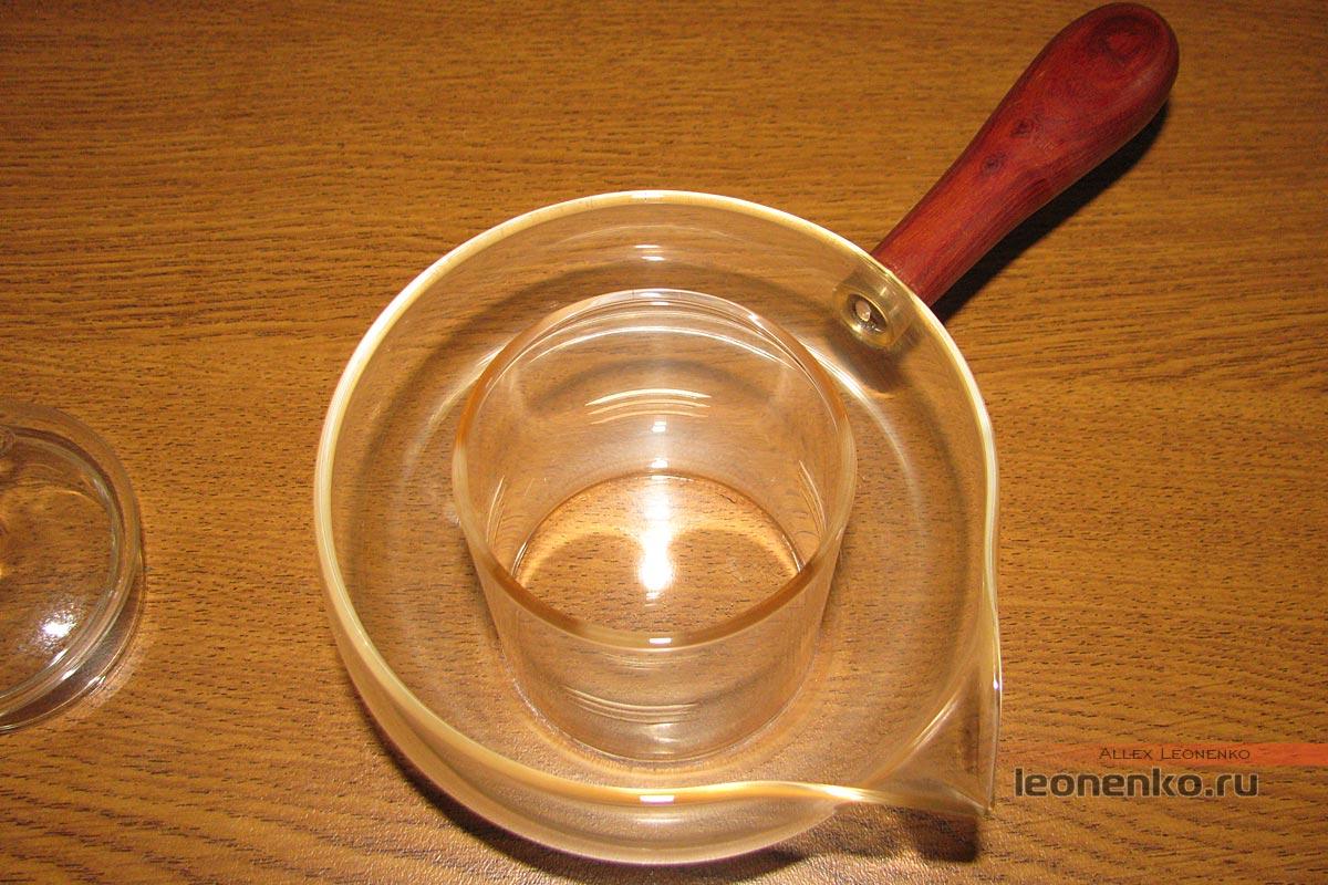 Чайник-ковш с внутренней емкостью