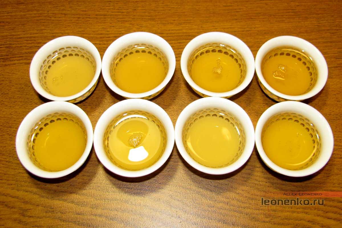 Шен Пуэр Сигуй (昔归) от фабрики Цайчен - готовый чай