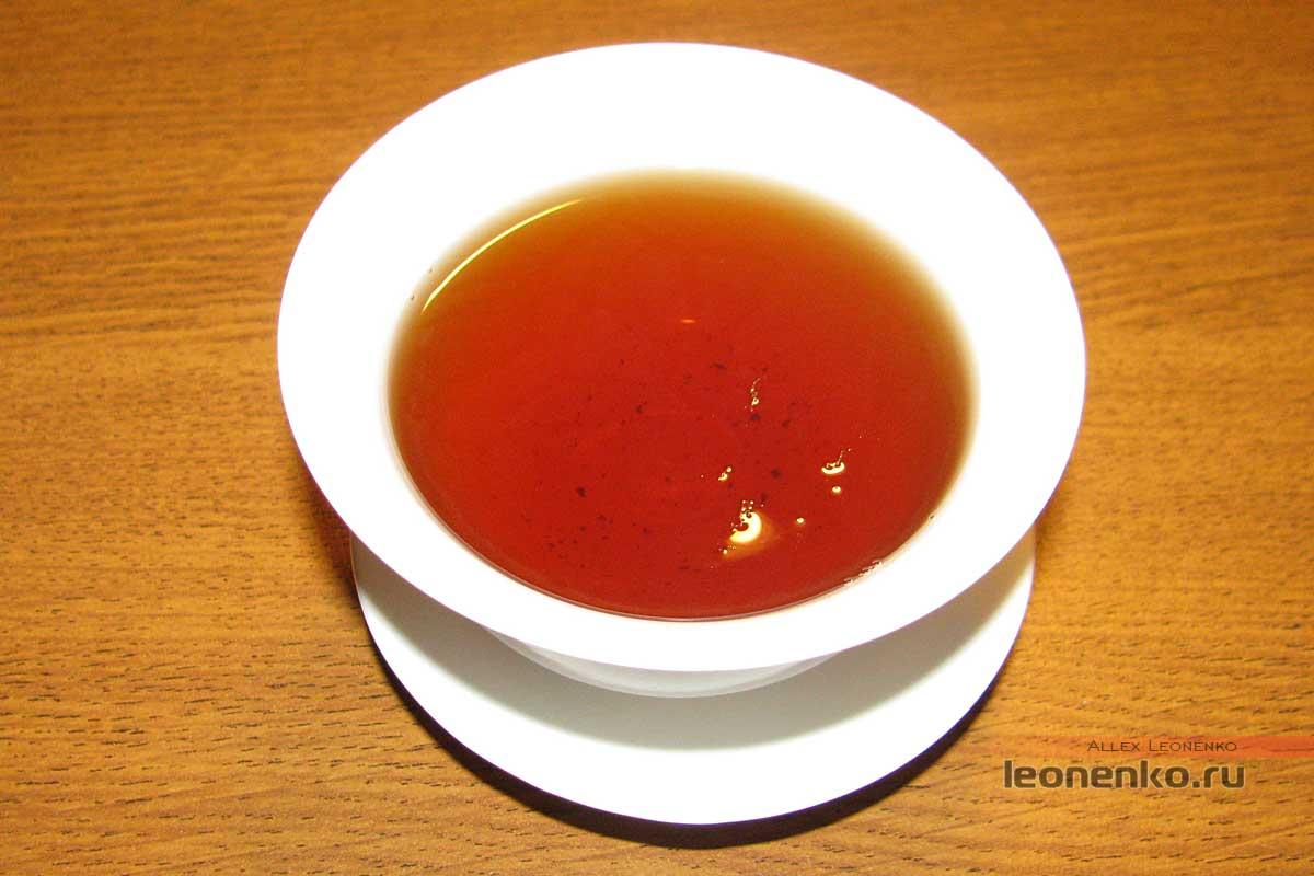 Чжень Шань Сяо Чжун - готовый чай