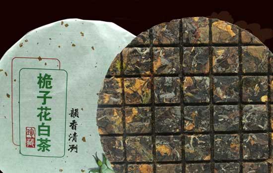 Белый чай Шоу Мэй с непонятными цветками