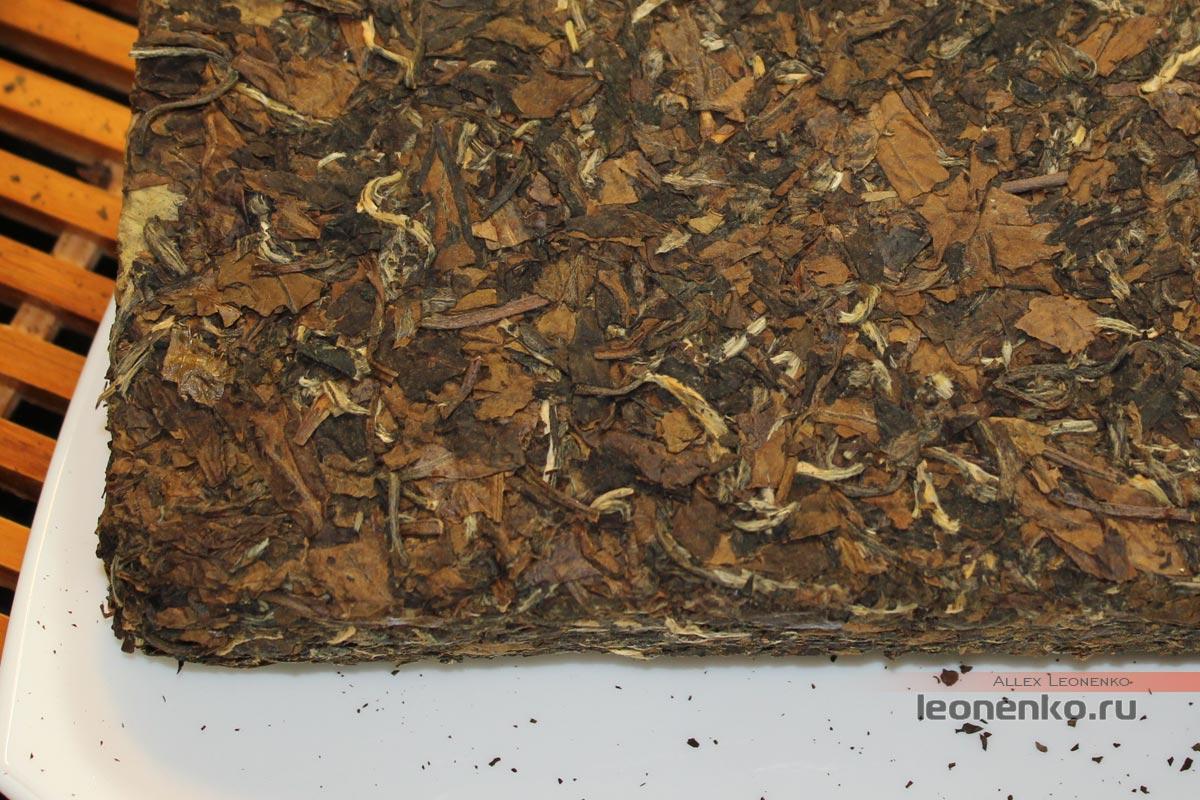 Старый белый чай Лао Бай Ча Шоу Мэй