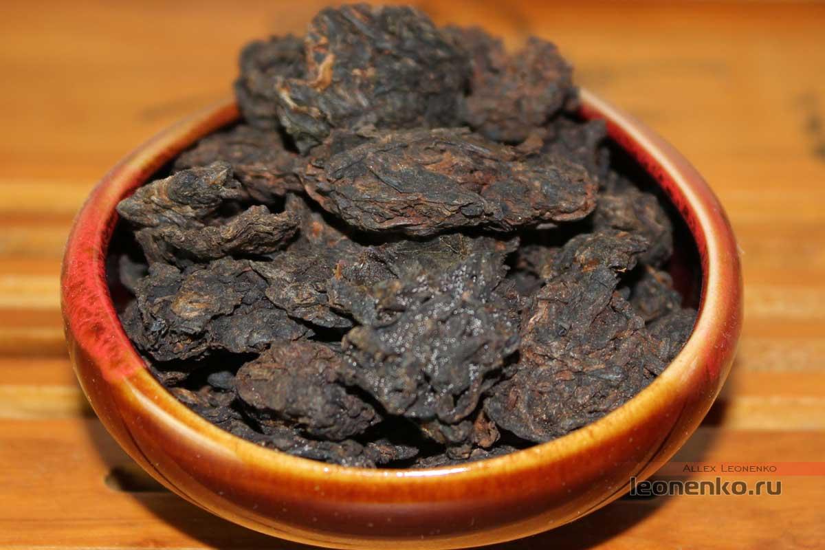 Старые чайные головы Лао Ча Тоу