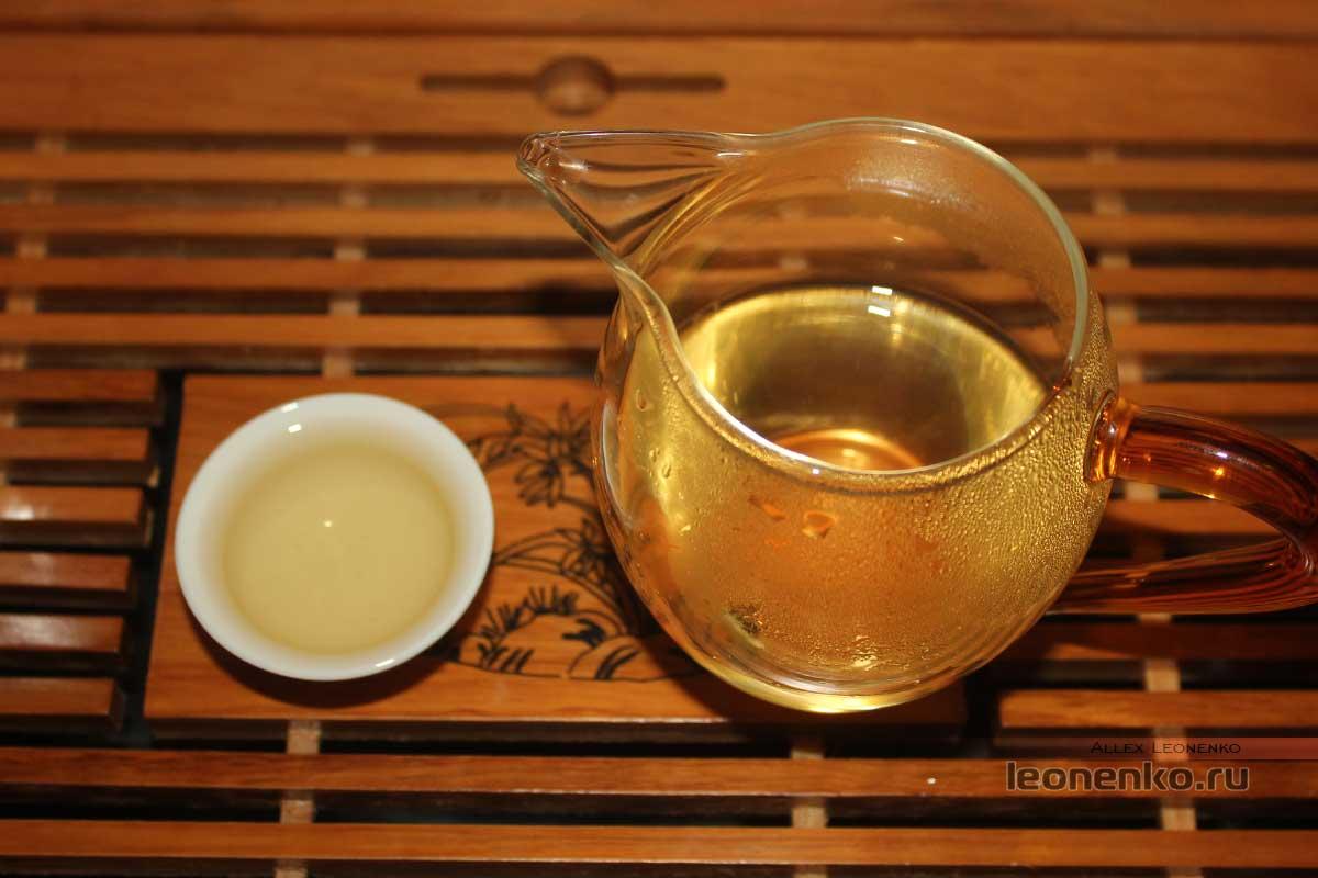 Чай из кумкватов