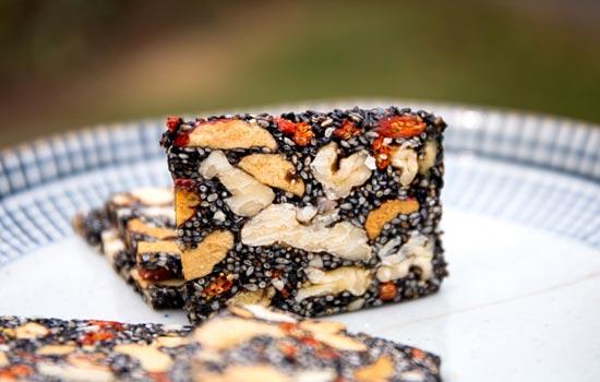Мягкое кунжутное печенье Жуань Га