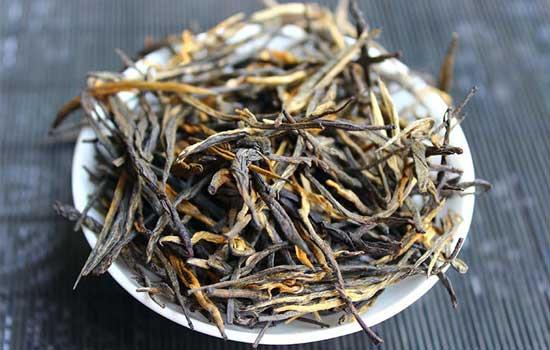 Дянь Хун «Сосновые иглы» – красный китайский чай
