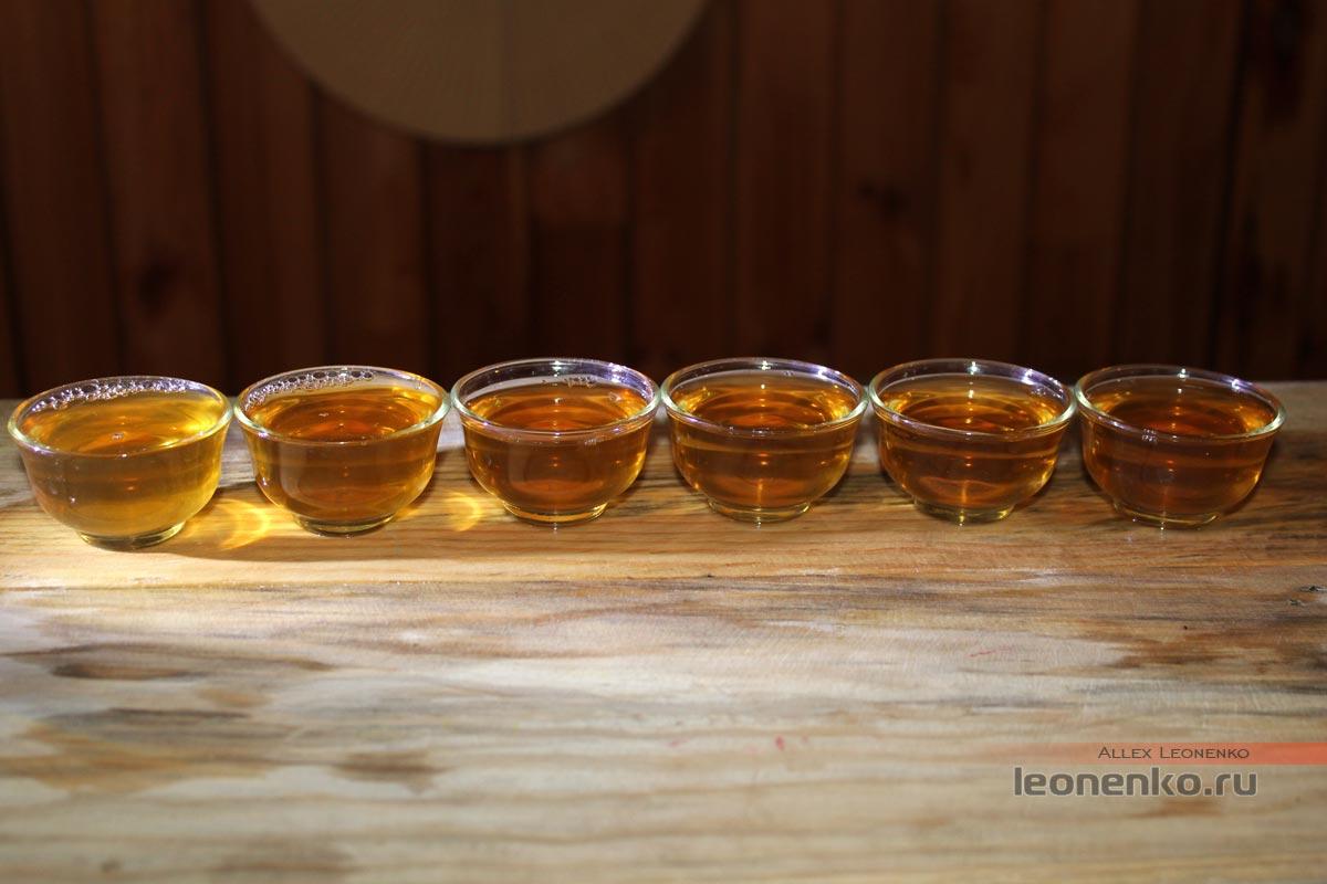 Чайный настой  Чжун Ча Тянь Ча