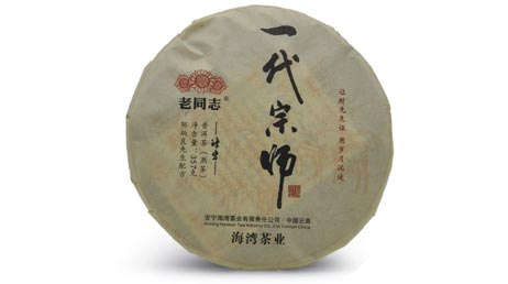 Лао Тун Чжи Идай Цзунши, шу пуэр