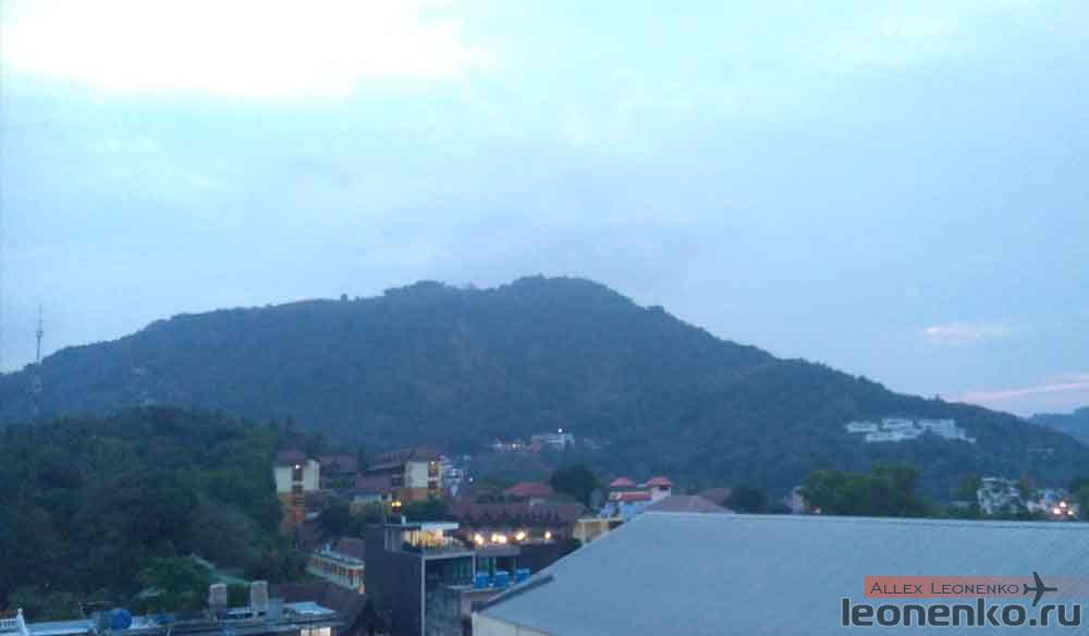 Первое фото Таиланда. Раннее утро